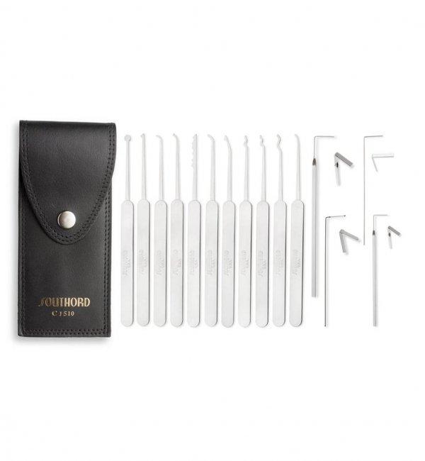 C1510 slimline lockpick set van SouthOrd