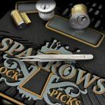 Een pincet voor het grijpen van kleine pinnetjes van Sparrows bij Lockpickwebwinkel