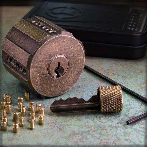 Sparrows Revolver oefenslot