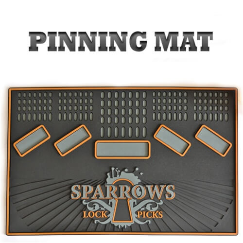 Sparrows Lockpick matte