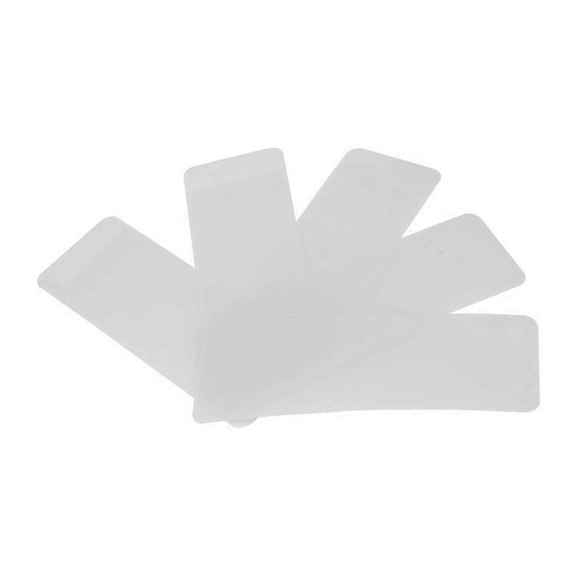 Flipperkaarten plastic