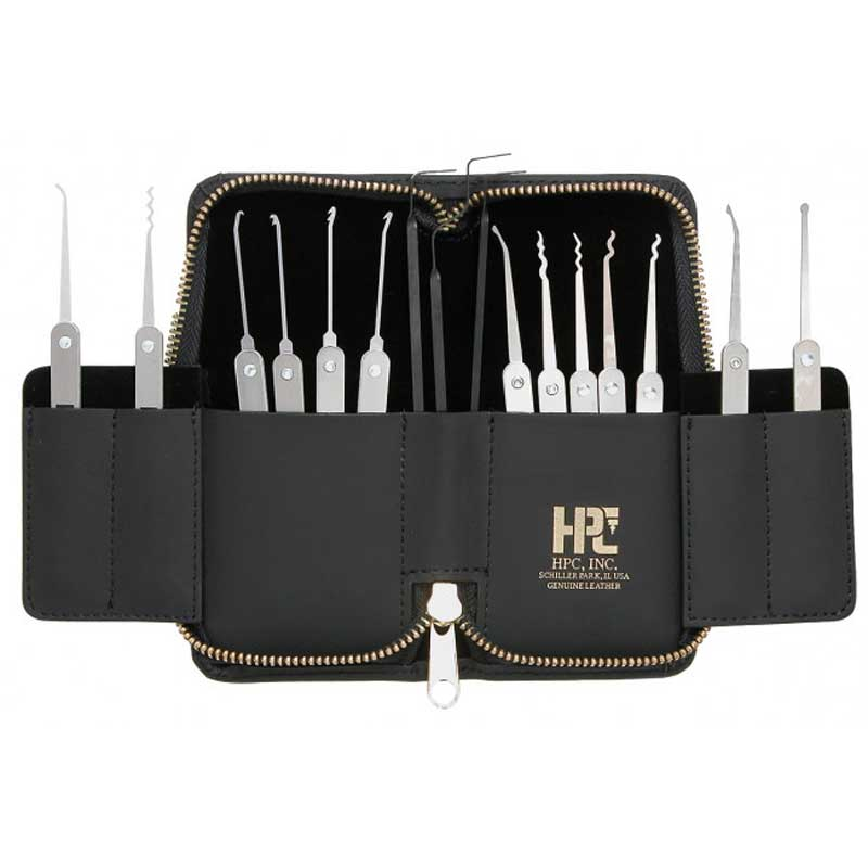 HPC RVS Series Lockpick set