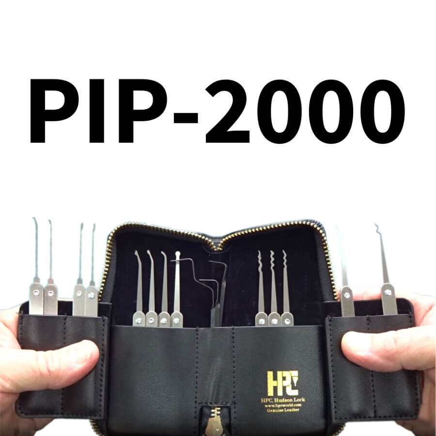 HPC RVS Series Lockpick set 2