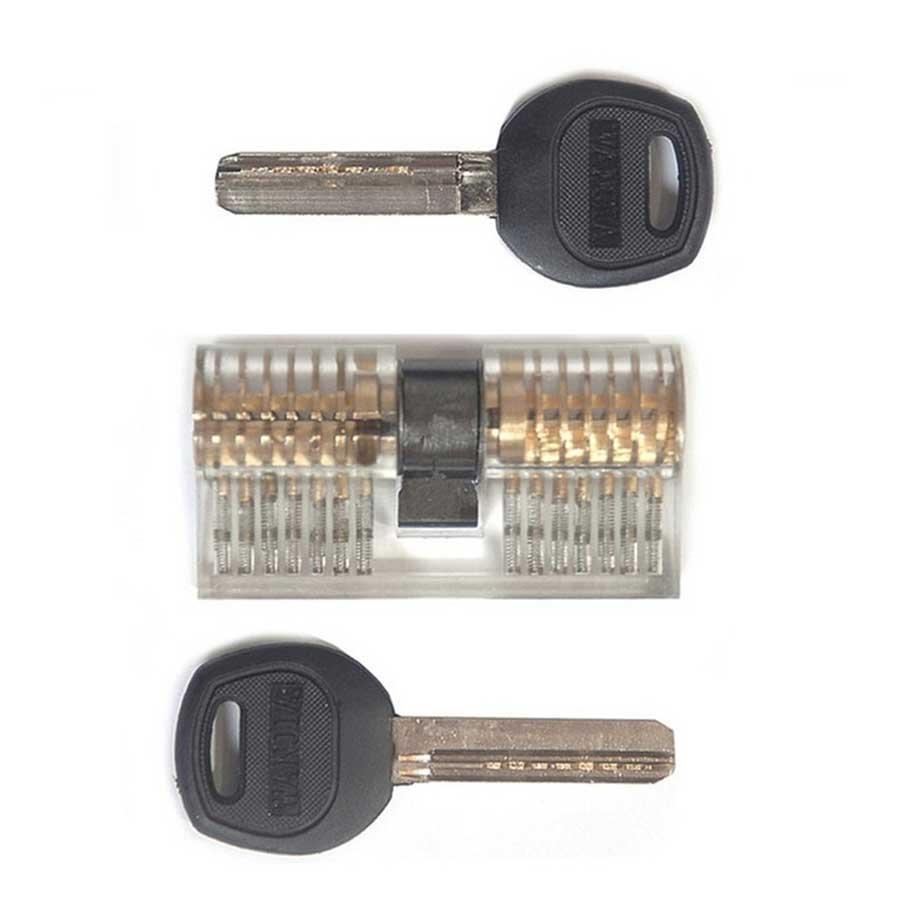 Oefenslot Dimple lock standaard
