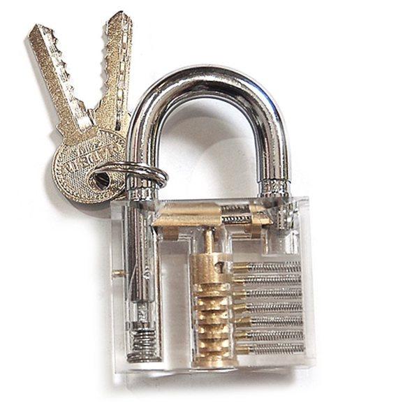 Lockpicking Übungschule 4