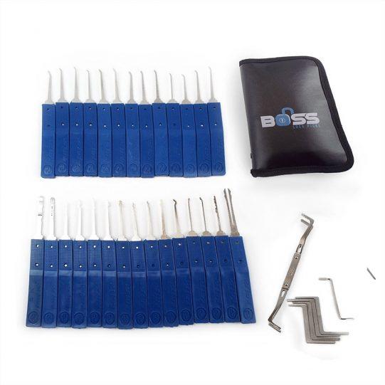Boss Lockpicking Set (32-tlg.)