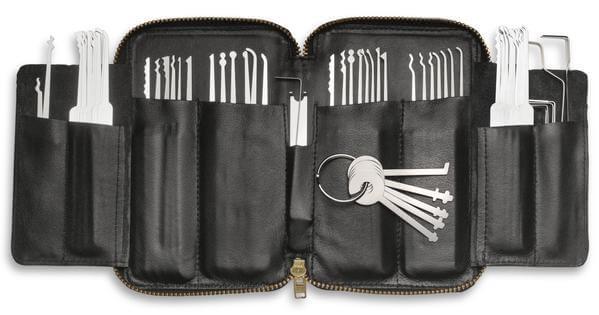 SouthOrd MPXS-62 Lockpicking Set (62-tlg.)
