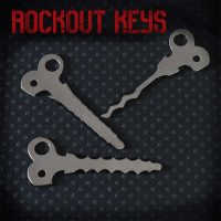 Sparrows Rockout keys (3-tlg.)