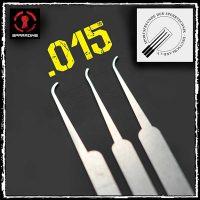 """SSDeV Hook Lockpicks .015"""" (3-tlg.)"""