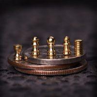 Sparrows Schach Pins