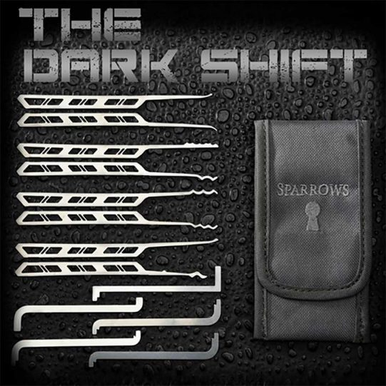 Sparrows Dark Shift (13-tlg.)