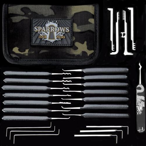 Sparrows The Vorax Set (25-tlg.)