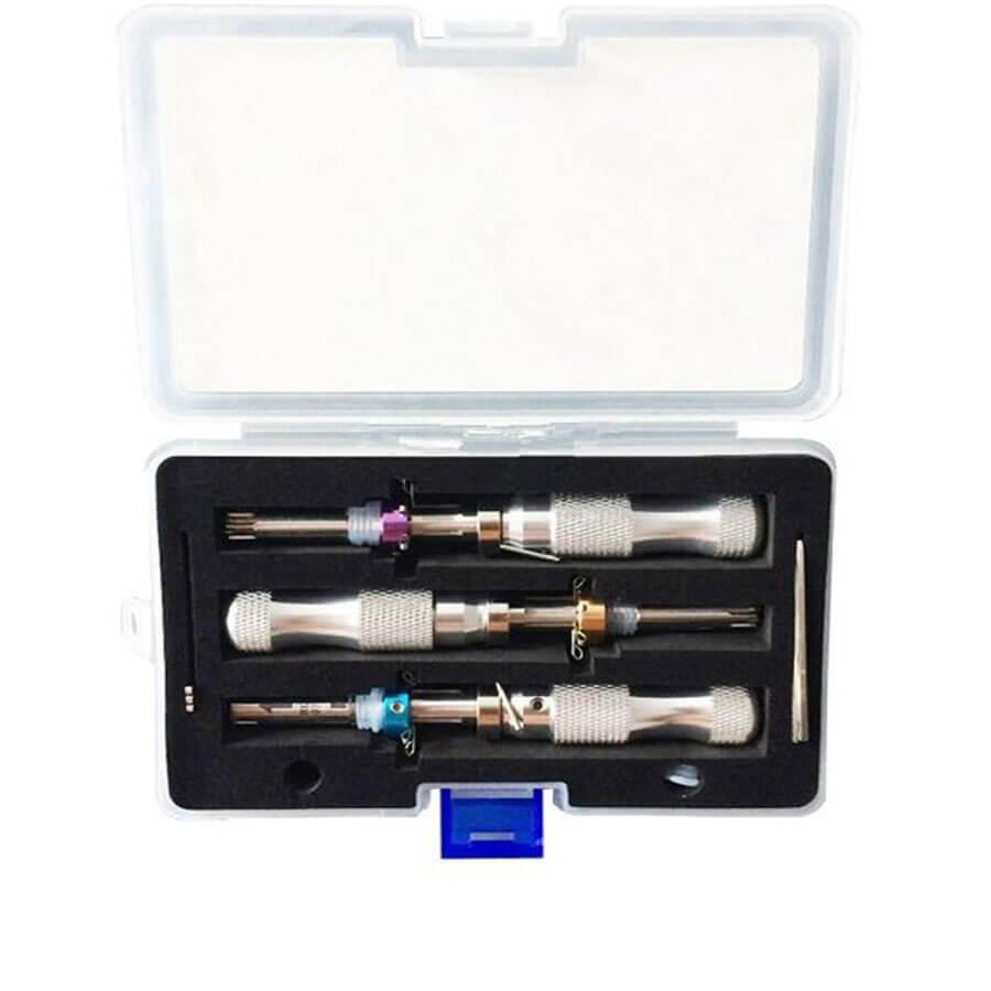 Tubular Lockpicking Set (3-tlg.)