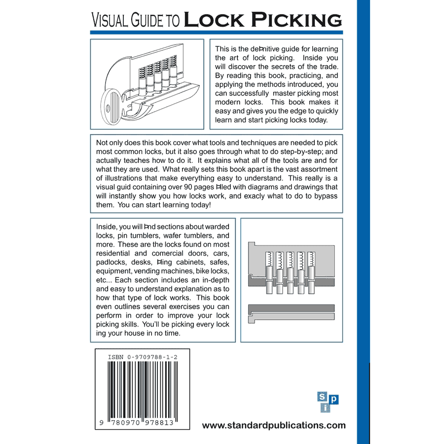 The Visual Guide to Lockpicking - 3