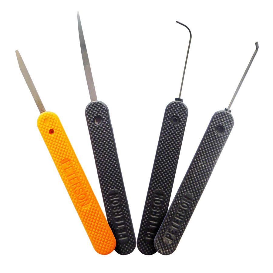 Peterson DAMES lock bypass kit (4-tlg.)