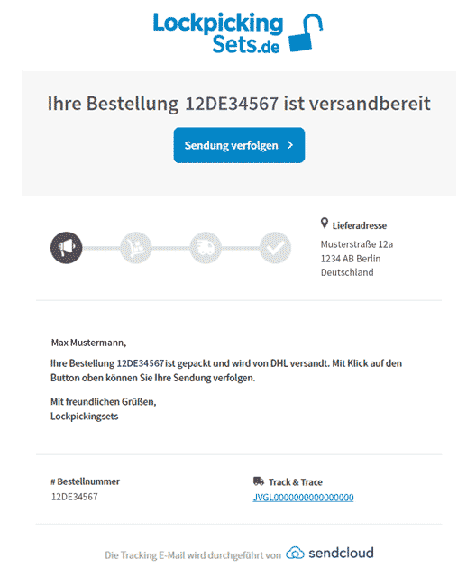 Tracking code Lockpickingsets.de