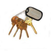 Bump Key set Part III (5-tlg)