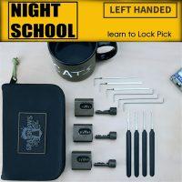 Sparrows Night School set (Links) (12-tlg)