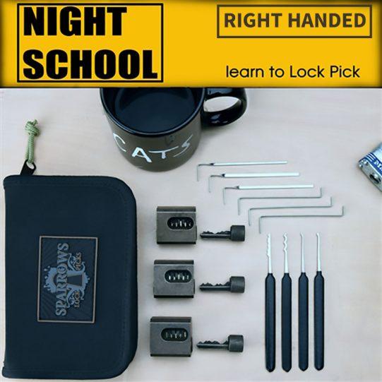 Sparrows Night School Set