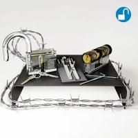 Lockpicking Set mit Transparentschlössern