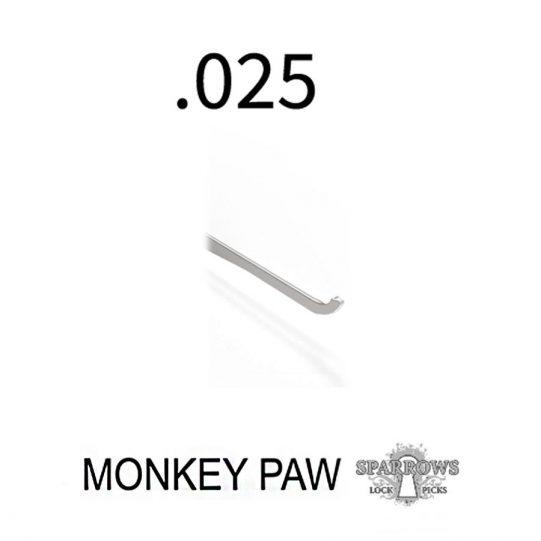 Monkey Paw Classic Narrows handle